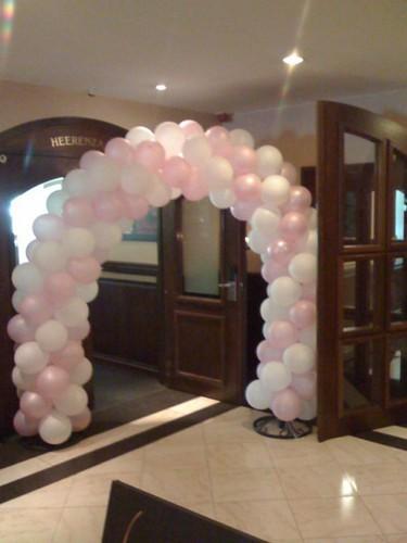 Ballonboog 5m Van der Valk Hotel De Gouden Leeuw Voorschoten