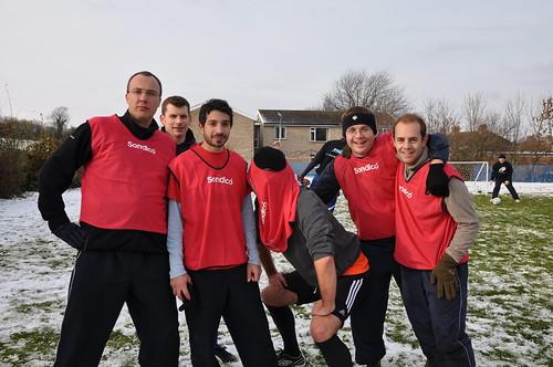 SDD Soccer Team