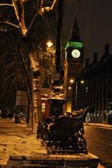Snow in London (Sophie - Ro) Tags: snow london westminster housesofparliament bigben uksnow