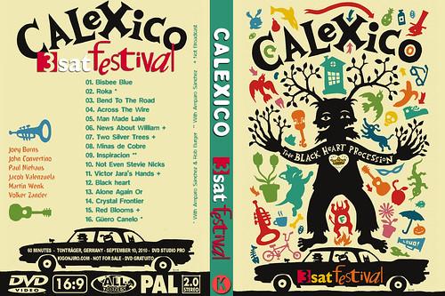 Calexico 3sat Festival