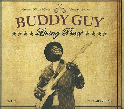 Buddy Guy CD Cover