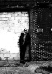 Please Close Cinderblock Wall (Seththerabbit) Tags: lebanon brick wall pennsylvania brickwall cinderblock mattsmith cinderblockwall lebanonpa theyea pleaseclosedoor