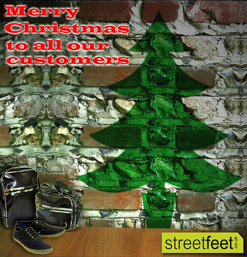 Merry Christmas from StreetFeet