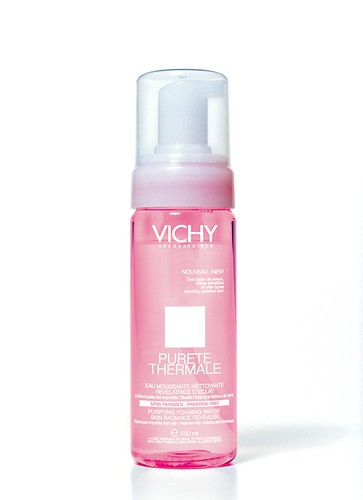 Vichy Purete Thermale Foaming Water