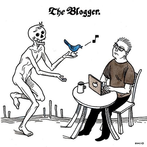 Danse Macabre: Blogger