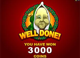 free Scrooge bonus game win