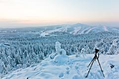 Making of winter solstice at Ruka (MikkoH77) Tags: snow suomi finland snowboarding skiing north downhill alpine lapland kuusamo lappi ruka gettyholidays2010 gettyimagesfinlandq1