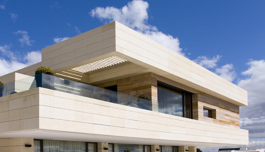 Affordable Planta Alta Acero Joaqun Torres Architects Tags Madrid En Casa  With Casas De Joaquin Torres.