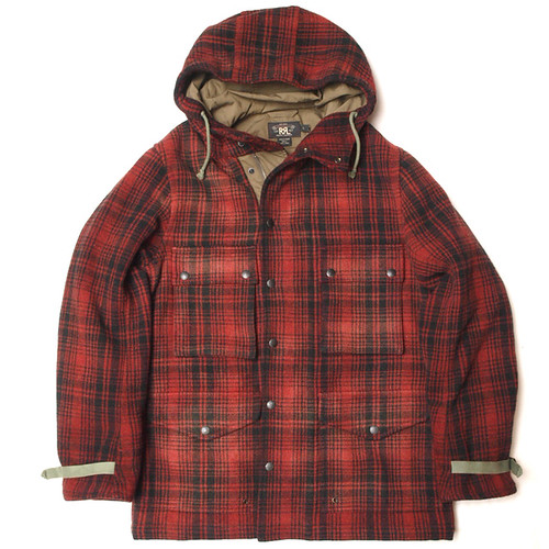 RRL / Yukon Wool Jacket