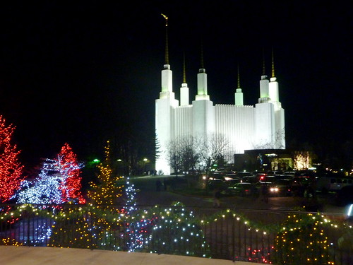DC Temple Lights