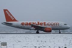 G-EZAN - 2765 - Easyjet - Airbus A319-111 - Luton - 101222 - Steven Gray - IMG_7257