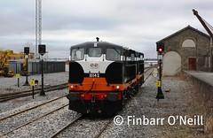 Longford (finnyus) Tags: 141 142 rpsi b142 141class mgwr railwaypreservationsocietyofireland b141 finbarroneill finnyus