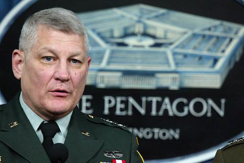 Pentagon Briefing