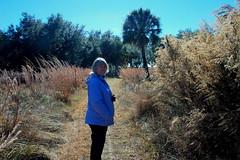Laura at Kissimmee Prairie