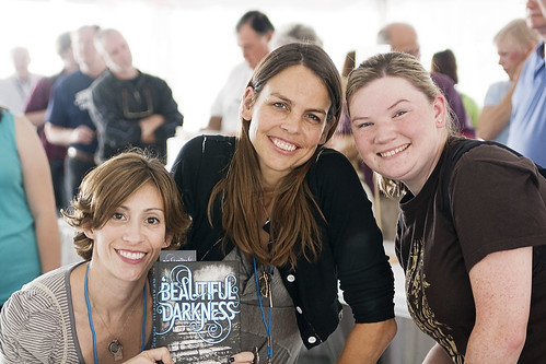 Kami Garcia and Margaret Stohl