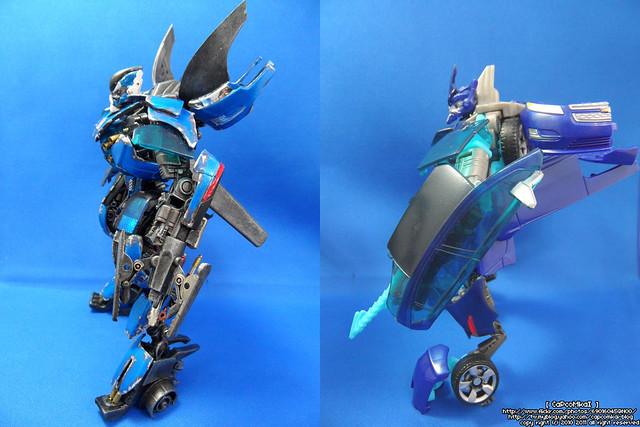 Transformers ROTF Jolt juguete 10