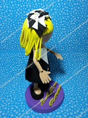 """Boneca 3d Lady Gaga (Castelinho das Artes) Tags: natal 3d lembrança eva bonecas artesanato artesanal goma batizado páscoa gift infantil casamento criança enfeites festa aniversário decoração brinde foamy presente bonecos ates chá borracha festinha tema enfeite pedidos aniversários presentinhos personagens personalizados lembrancinha brindes temático customizado personalização enfeitar customização fomi decorar emborrachado foami """"diadascrianças"""""""