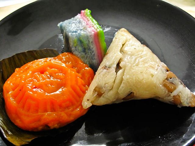 IMG_1033 Ang Gu Kuih , 红粿糕 , Ketupat  Kacang ,马来糕点
