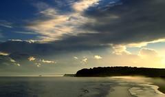 Otago Coastal Scenes (_setev) Tags: sunset sea newzealand mist seascape beach water landscape tide stephen otago dunedin stkilda murphy setev downunderphotos stephenmurphy