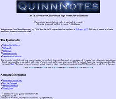 QuinnNotes screenshot