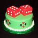Vegas Dice Cake