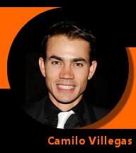 Pictures of Camilo Villegas