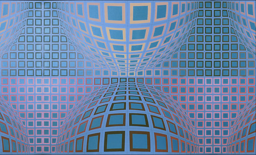 "Victor Vasarely • <a style=""font-size:0.8em;"" href=""http://www.flickr.com/photos/30735181@N00/5323516725/"" target=""_blank"">View on Flickr</a>"