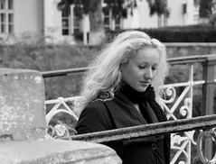 Monochrome (ndvladulescu) Tags: blakandwhite portret baileherculane