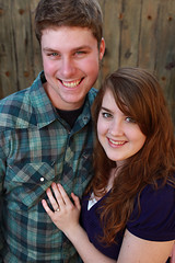 """Day 5/365 """"Engaged"""" (luke.severn) Tags: canon engagement 14 5d engaged vivitar mkii 35l"""