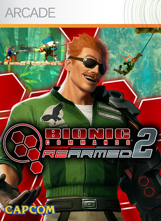 CES 2011: Capcom Announces Bionic Commando Rearmed 2