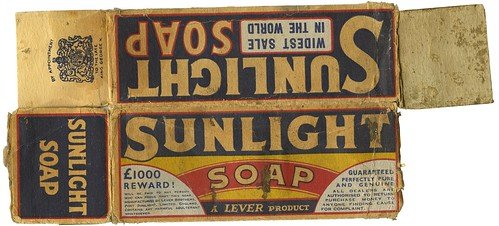Sunlight Soap by alistairh