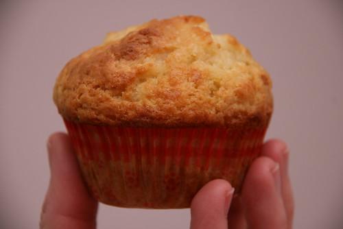 Zitronen-Ingwer-Muffins