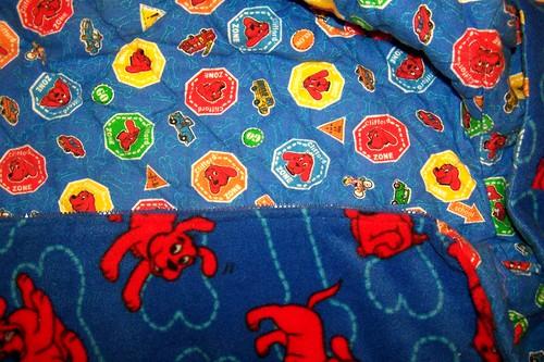 Burda 9676 - lining fabric