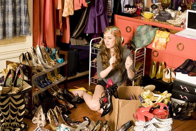 Confessions of a Shopaholic - 6 Items or Less