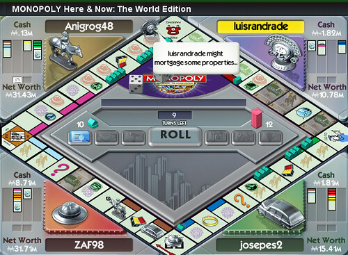 Monopoly en Internet