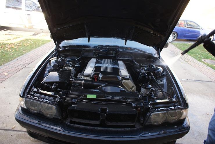 engine rinse