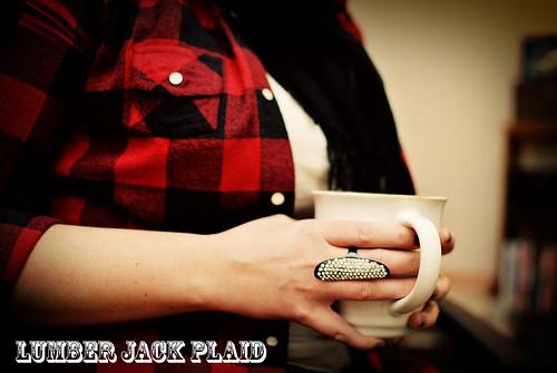 Lumber Jack Plaid