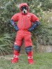 . (rockpup_fl) Tags: face north down suit pup himalayan downsuit