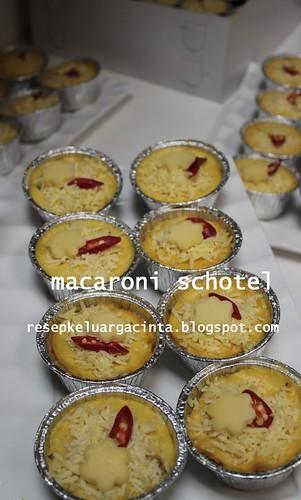 Macaroni Schotel pesanan Ayu