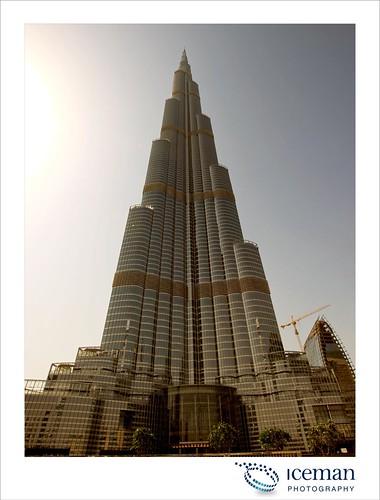Burj Khalifa pan E
