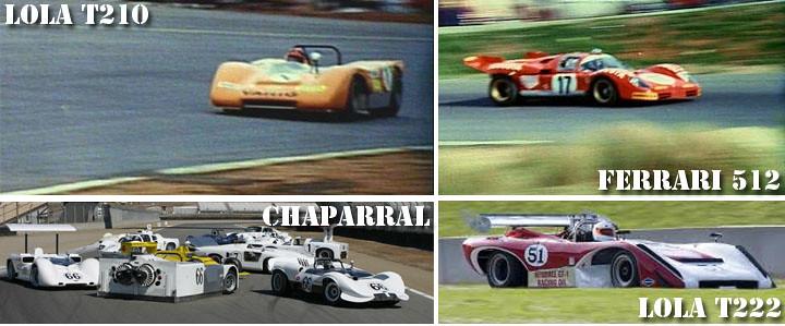 Sport Protótipos #2011 A
