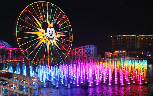 new world of color show