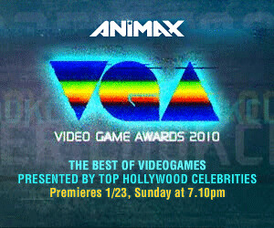 Animax Asia Video Game Awards 2010