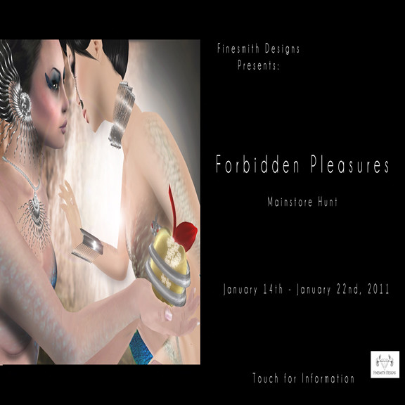 Forbidden pleasure Finesmith hunt