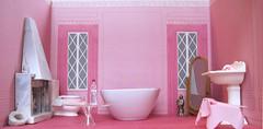 bath . wide