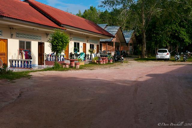 accommodations at rawai muay thai