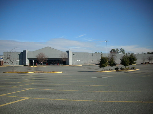 Oxford Commons Wal-Mart, Durham, NC