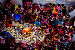 Prayer on Poush Shongkranti (Shudipto) Tags: prayer bangladesh puja olddhaka shudipto poushshongkranti ttlpod626