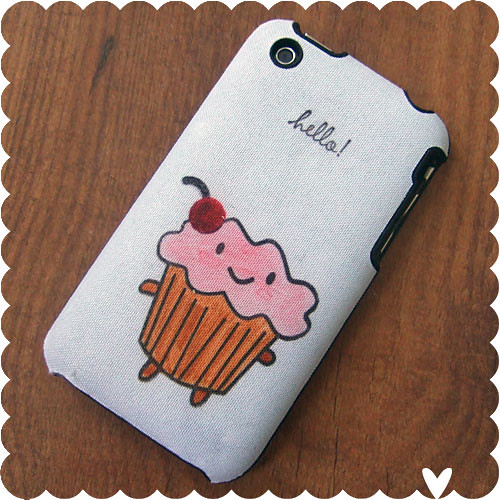 Cakeify iPhone case