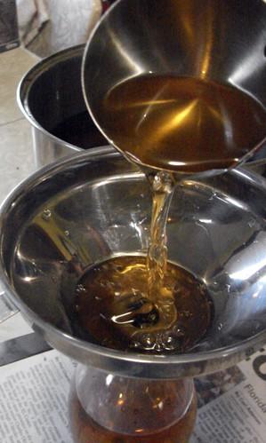 dave s cupboard making shagbark hickory syrup